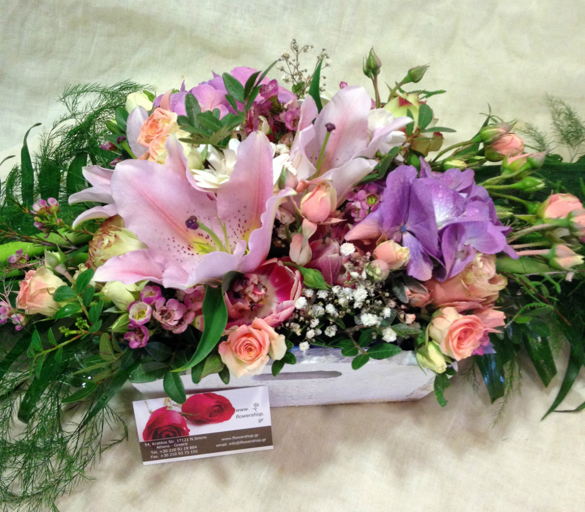 Get well soon with joyful flowers get well soon with joyful flowers spring pot with joyful flowers dhlflorist Images